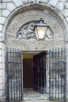 Bob Phillips - Kilmainham Goal Gaited Entrance