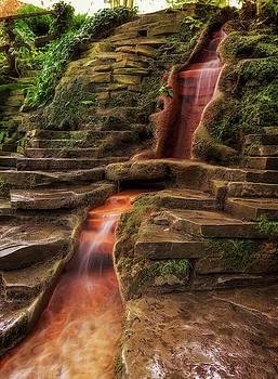 King Arthur's Waterfall by Kev Pearson
