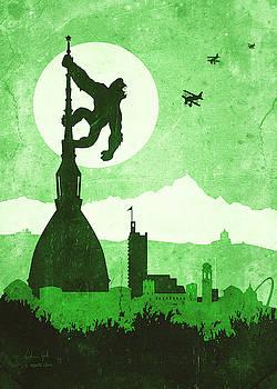 Andrea Gatti - King Kong Turin green