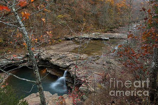 Kings River Waterfall by Joe Sparks