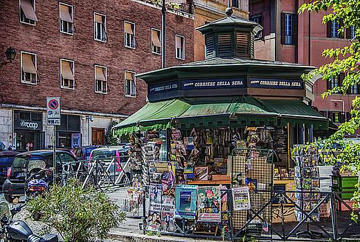 Kiosk by Joseph Yarbrough