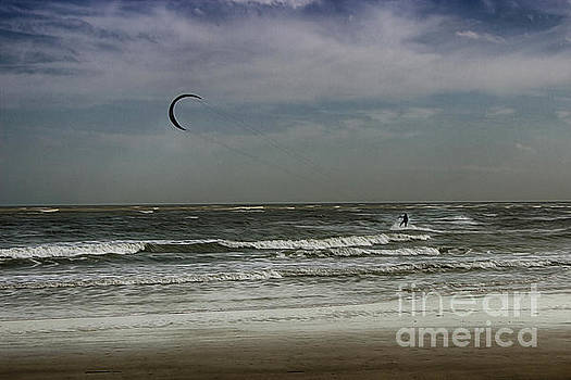 Kiteboarder by Tom Gari Gallery-Three-Photography