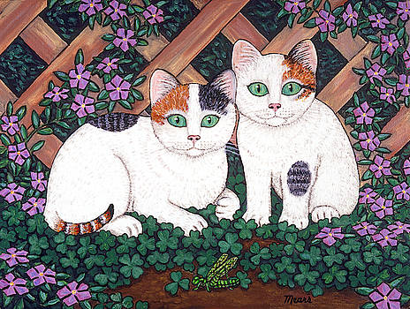 Linda Mears - Kittens and Clover