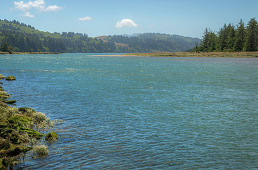 Klamath River 00996 by Kristina Rinell