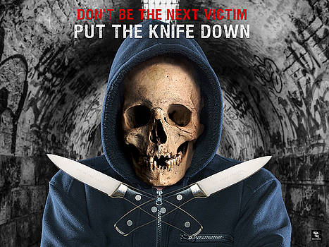 Knife Crime Part 2 - The Next Victim by ISAW Company
