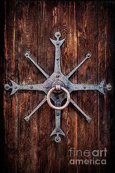 Knocking On Forbidden Doors by Evelina Kremsdorf