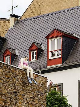 Koblenz Whimsy by Paul Croll