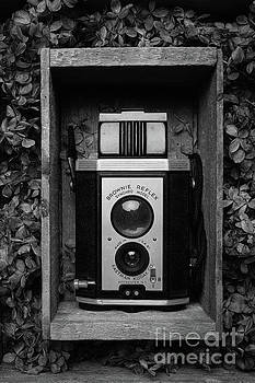 Edward Fielding - Kodak Brownie Camera Still Life