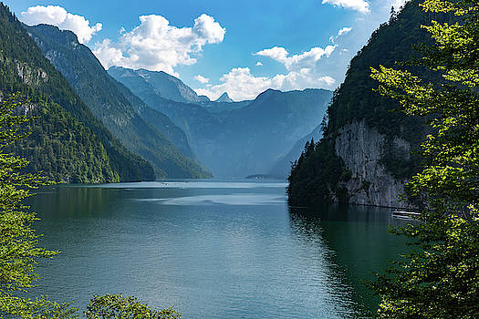 Koenigssee, Bavaria by Andreas Levi