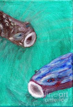 Koi Fish by Carol Eliassen