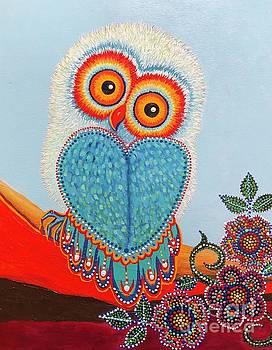 Kookums  Angel by Sherry Leigh Williams