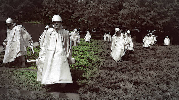 Daniel Hagerman - KOREAN WAR MEMORIAL