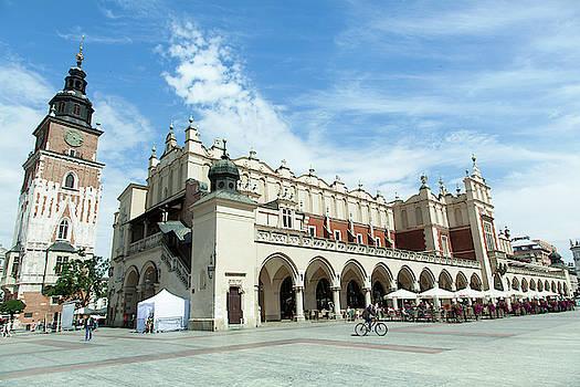 Ramunas Bruzas - Krakow Main Square
