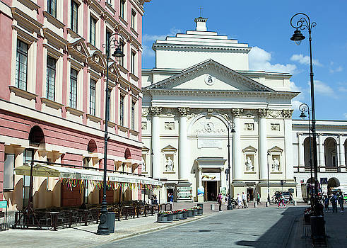 Ramunas Bruzas - Krakow Suburb Streets