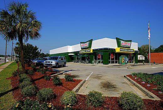 Krispy Kreme in Cayce by Joseph C Hinson Photography