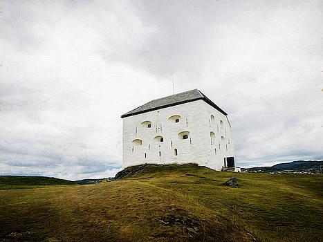 Kristiansten Fortress in Trondheim, Norway by Whitney Leigh Carlson