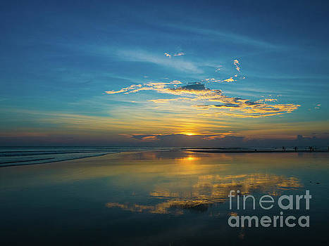 Asia Visions Photography - Kuta Beach Reflections