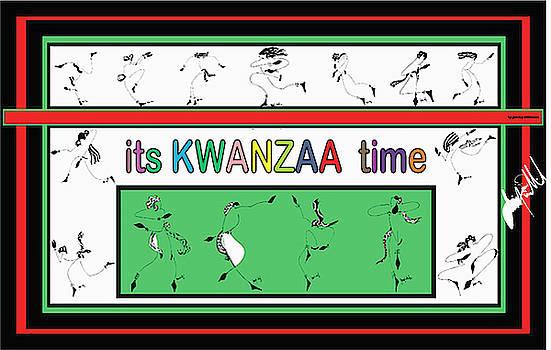 Kwanzaa by Jimmy Williams