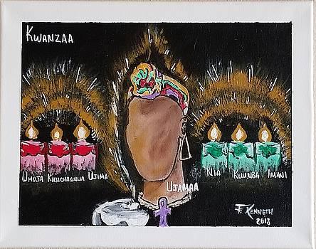 Kwanzaa Spirit  by F-Kenneth Taylor