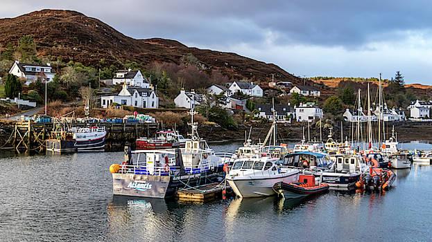 Kyleakin, Isle of Skye by Holly Ross