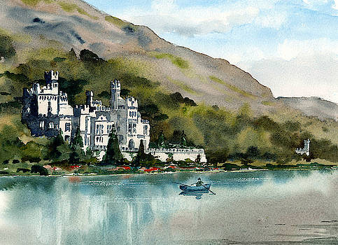 Val Byrne - Kylemore Abbey, North Galway