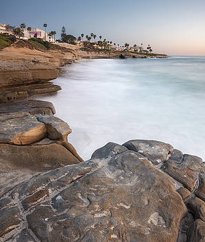 La Jolla at Dusk by William Dunigan