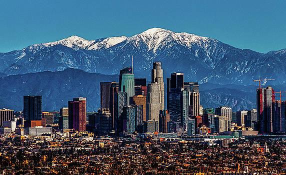 A Clear Day in L.A. by April Reppucci