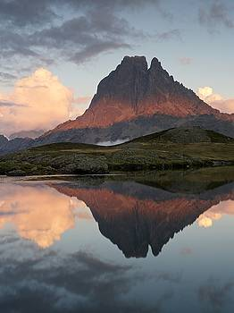 Lac du Miey by Stephen Taylor