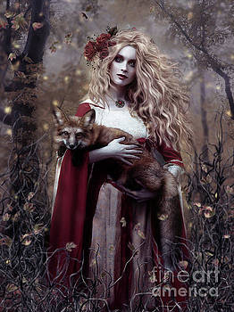 Lady and the Fox by Shanina Conway