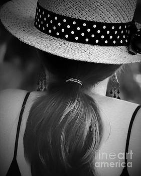 Kathleen K Parker - Lady in the Straw Hat