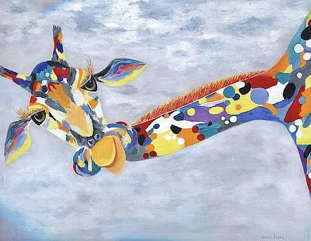 Laffy Giraffy by Jamie Frier