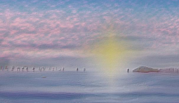 Laguna Di Venezia by Lutz Roland Lehn