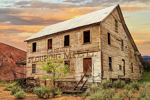 Lake City Flouring Mill by James Eddy