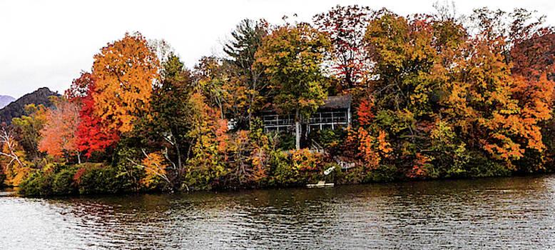 Lake colors by CK Brown