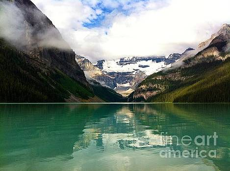 Campwillowlake - Lake Louise Canada