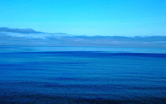 Lake Superior Blue by Tom Kelly