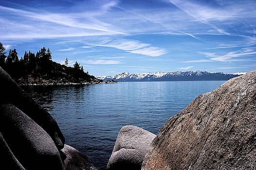 Lake Tahoe by Cyndi Hardy