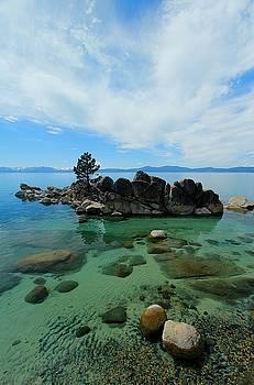 Lake Tahoe Summer Waterscape by Sean Sarsfield