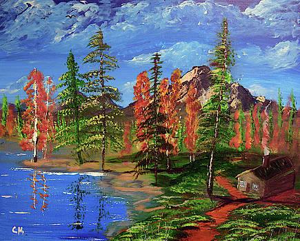 Chance Kafka - Lakeside Cabin