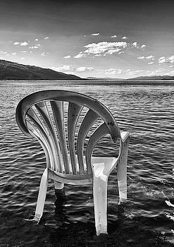 Lakeside Waiting Room by Tom Gresham