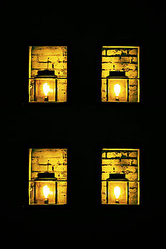 Lamps by Svetlana Sewell