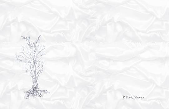 Kae Cheatham - Landscape in White