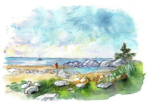 Landscape Of Galicia 02 by Miki De Goodaboom