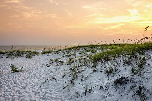 Brian Harig - Langdon Beach Sunset 7 - Pensacola Beach Florida