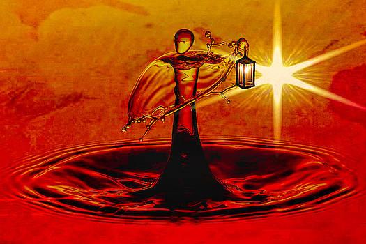Lantern Bearer by Lisa Yount