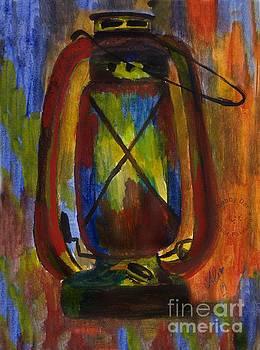 Lantern by Ali Muhammad