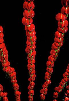 Lanterns, Bangkok by Lee Craker