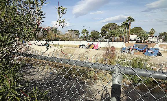 Las Vegas Homeless 1 by Bruce IORIO