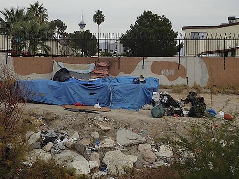 Las Vegas Homeless 2 by Bruce IORIO