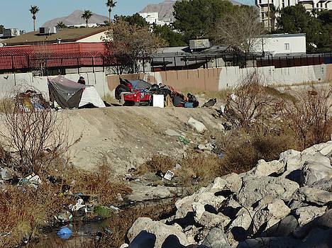 Las Vegas Homeless 3 by Bruce IORIO